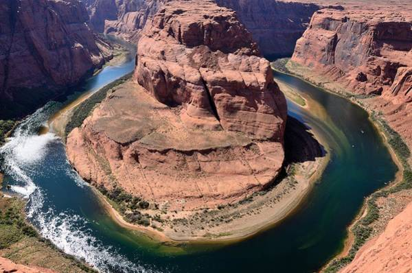 Photograph - Horseshoe Bend Az by Tranquil Light  Photography