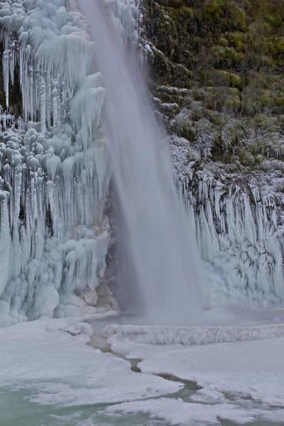 Photograph - Horsetail Falls 120813 Cu B by Todd Kreuter