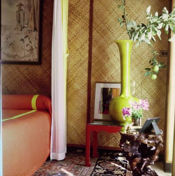 Wall Art - Photograph - Horst P. Horst's Bedroom by Horst P. Horst