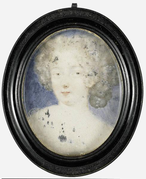 1715 Drawing - Hortense Mancini, 1639-1715, Duchess Of Mazarin by Litz Collection