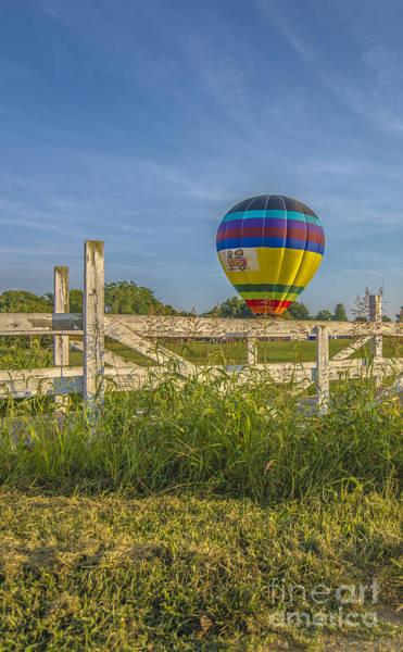 Photograph - Hot Air Balloon Riley 5 by David Haskett II