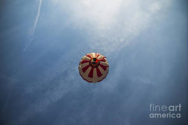 Photograph - Hot Air Space Balloon by David Haskett II
