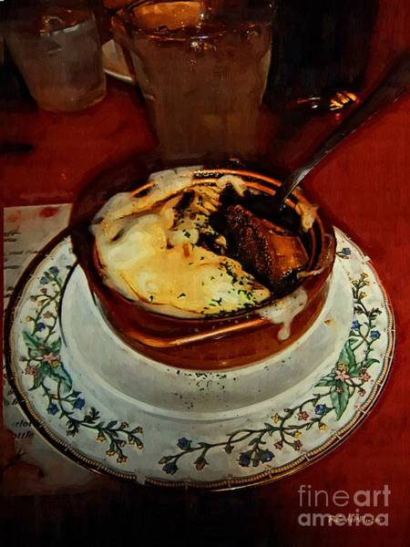 Painting - Hot Melt by RC DeWinter