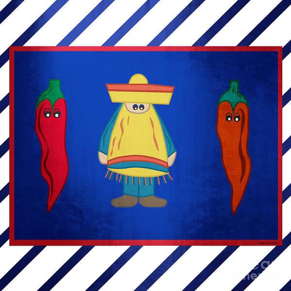 Digital Art - Hot Pepper by Megan Dirsa-DuBois