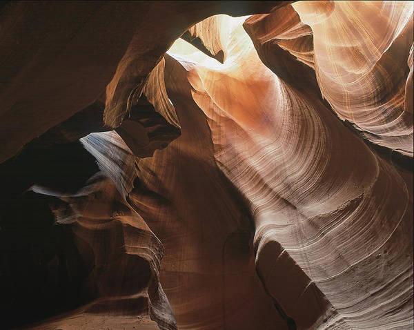 Photograph - Slot Canyon  Horizontal by Paul Breitkreuz