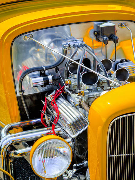 Photograph - Hot Rod by Bill Wakeley