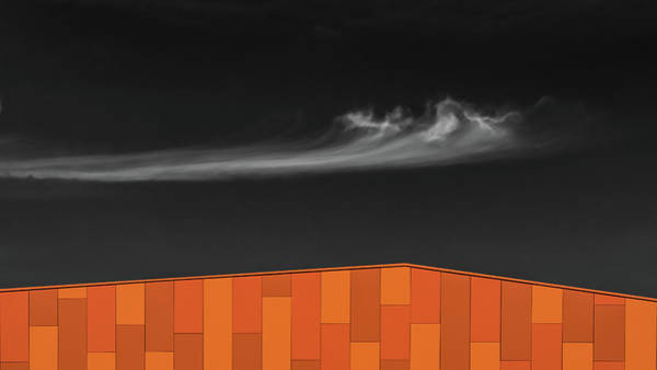Facade Photograph - Hot Roof by Luc Vangindertael (lagrange)