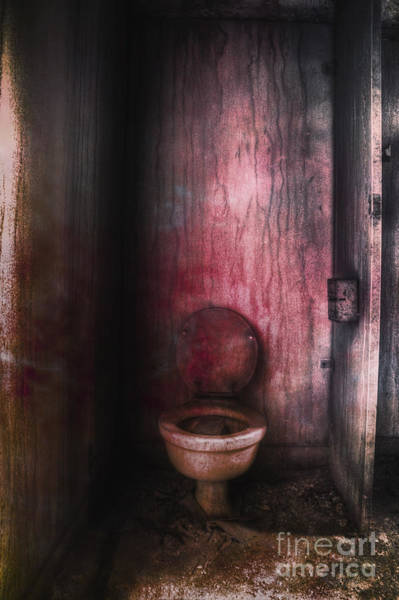 Toilet Photograph - Hot Seat by Margie Hurwich