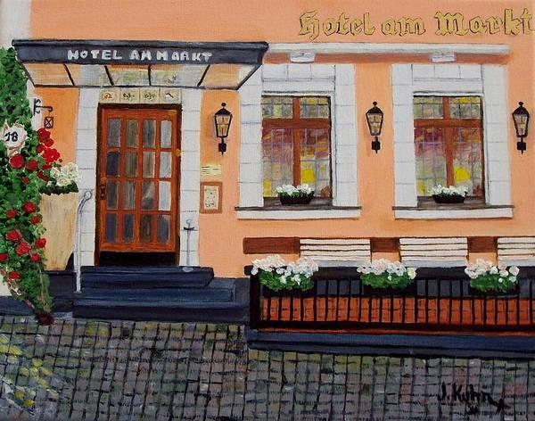Hotel Am Markt Baden Baden By Josephine Kuhn Fuente