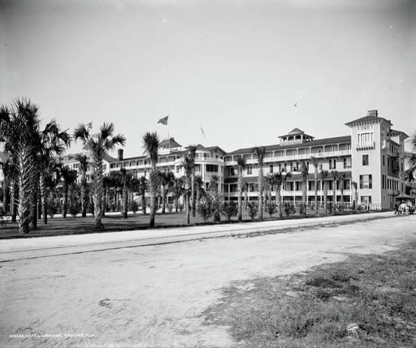Ormond Photograph - Hotel Ormond, C1900 by Granger