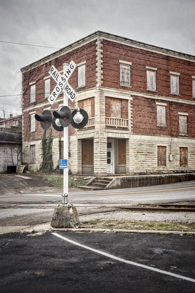 Photograph - Hotel Railroad by Sharon Popek