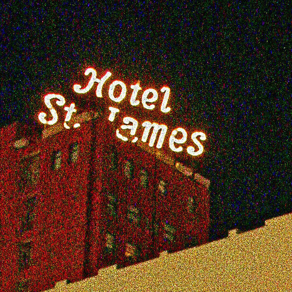 Photograph - Hotel - St James San Diego by Joseph Coulombe