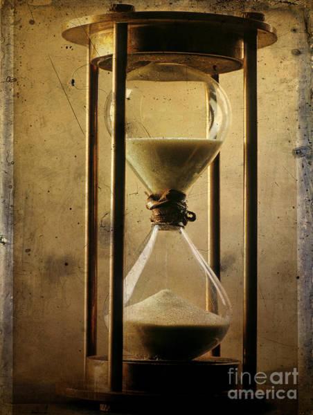 Period Photograph - Hourglass  by Bernard Jaubert