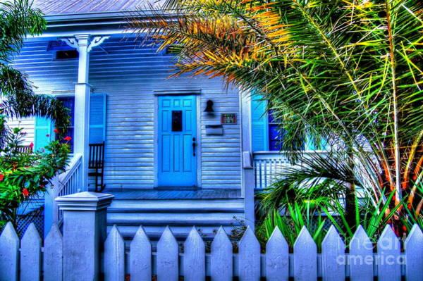 Wall Art - Photograph - House Of Blues 2 by Debbi Granruth
