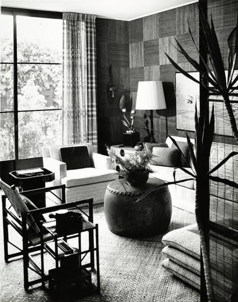 Coffee Table Photograph - House Of George Spencer In Hawaii by Pedro E. Guerrero