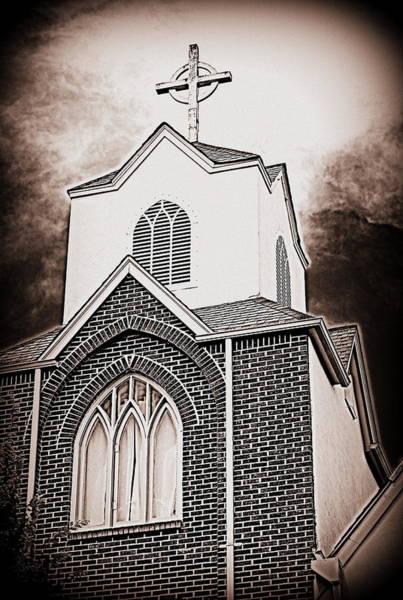 Membership Photograph - House Of God by Kathy Sampson