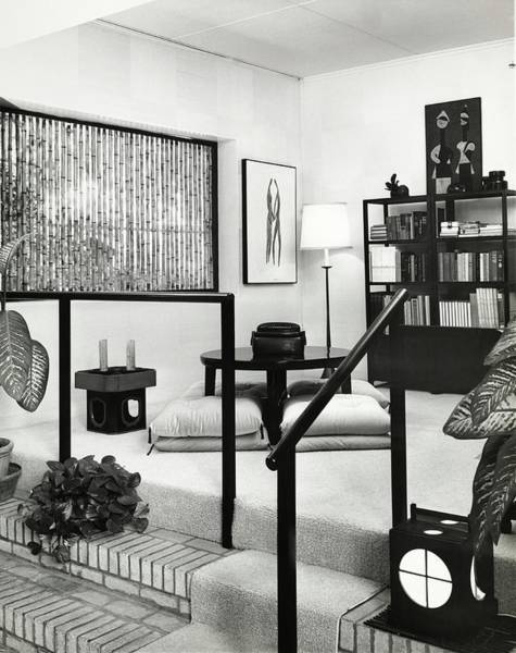 Dwelling Photograph - House Of Mr George Spencer In Hawaii by Pedro E. Guerrero