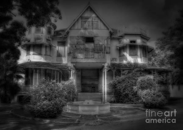 Photograph - House Of Secrets by David Birchall
