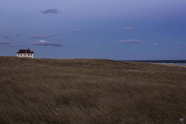 Photograph - House On The Dunes by John Meader