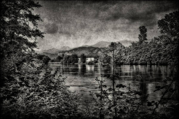 Photograph - House On The River by Roberto Pagani