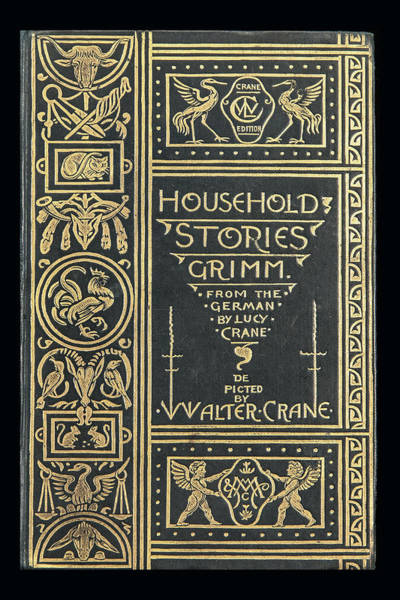 Photograph - Household Stories Grimm by Jack R Perry