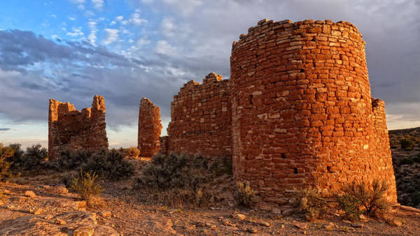 Photograph - Hovenweep Castle by Ghostwinds Photography