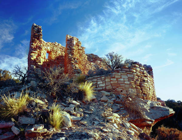 Anasazi Ruin Photograph - Hovenweep National Monument, Colorado by Scott T. Smith