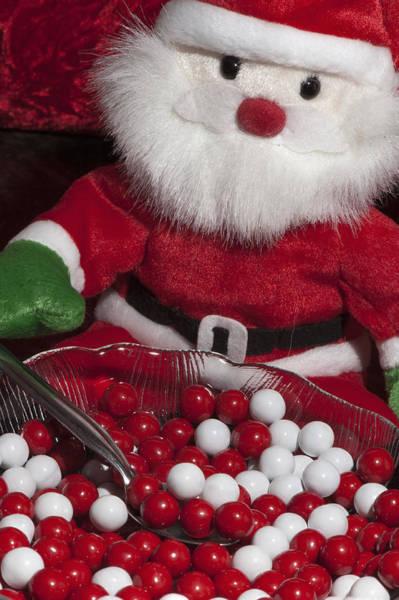 Photograph - How Santa Trains For Christmas by Melany Sarafis