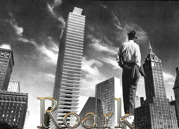 Howard Roark Art Print
