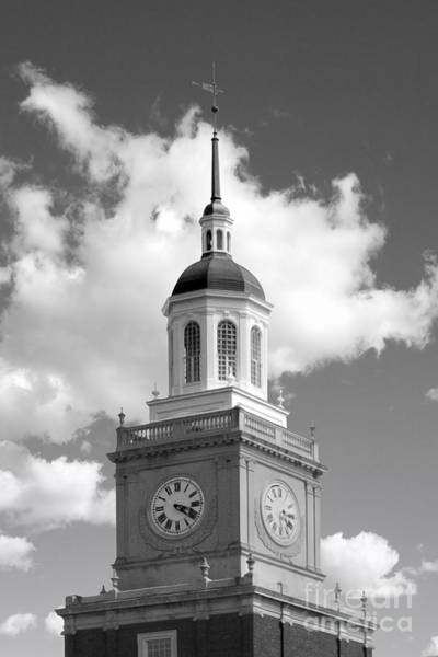 Photograph - Howard University Founders Library by University Icons