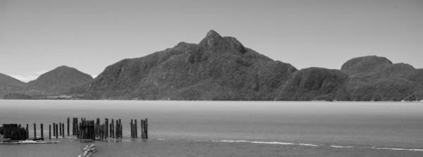 Wall Art - Photograph - Howe Sound by Aaron Bedell