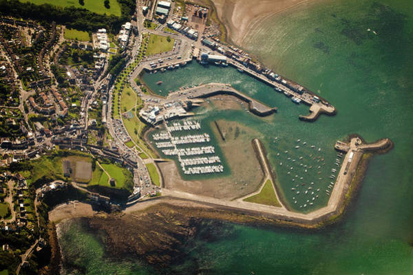 County Dublin Photograph - Howth Harbour by Dave G Kelly
