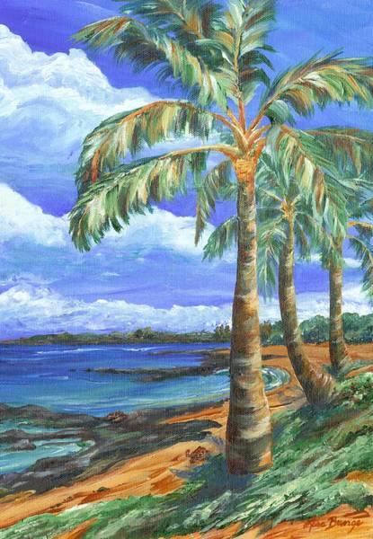 Wall Art - Painting - Hualalai by Lisa Bunge