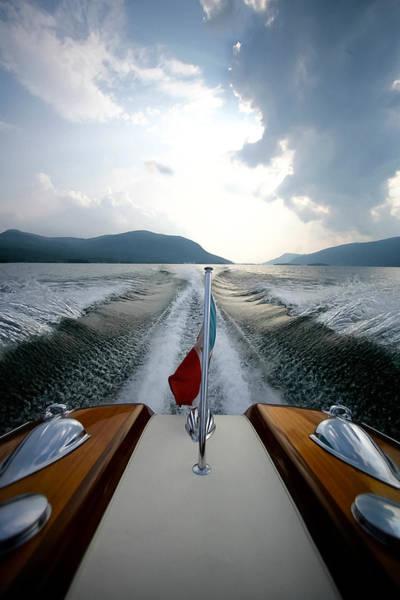 Photograph - Hudson River Riva by Steven Lapkin