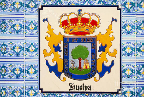 Photograph - Huelva Civic Pride by Brenda Kean