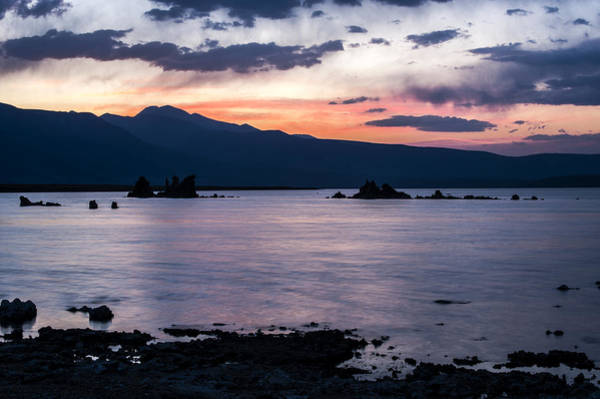 Photograph - Hues Of Mono Lake by Cat Connor