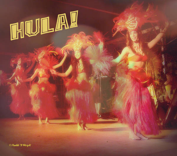 Photograph - Hula by Paulette B Wright