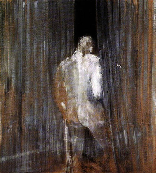Painting - Human Form by Francis Bacon
