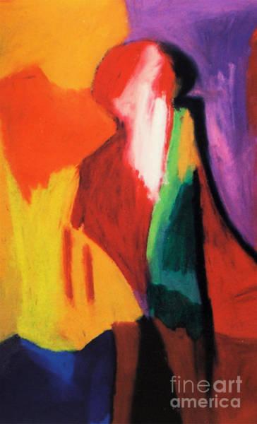 Pastel - Human Understanding by Jon Kittleson