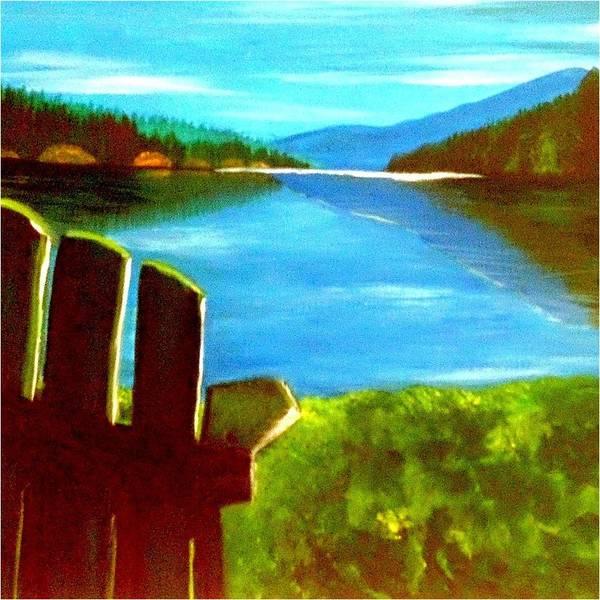 Acrylic Wall Art - Photograph - Hume Lake by Go Inspire Beauty