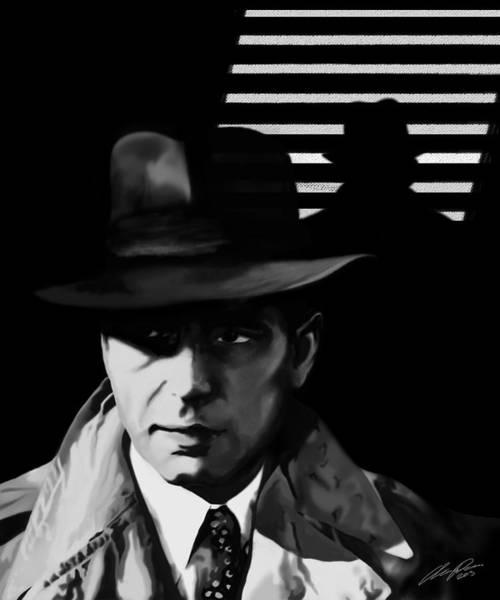 Bogart Digital Art - Humphrey by Austin Phillips