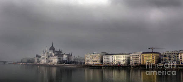 Photograph - Hungarian Parliament Building Budapest by Daliana Pacuraru