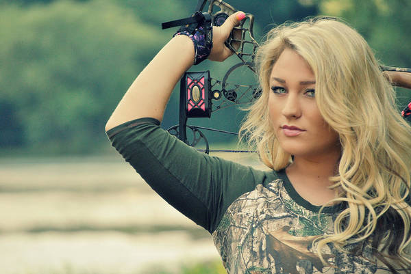 Mathew Photograph - Hunting Fever by Chastity Hoff