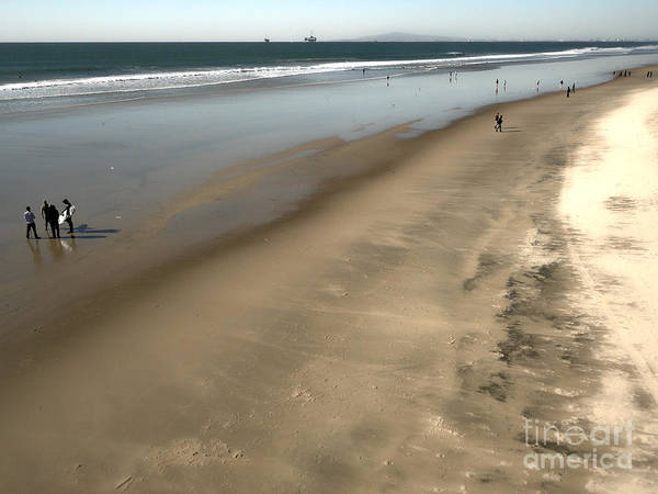 Photograph - Huntington Beach - 08 by Gregory Dyer