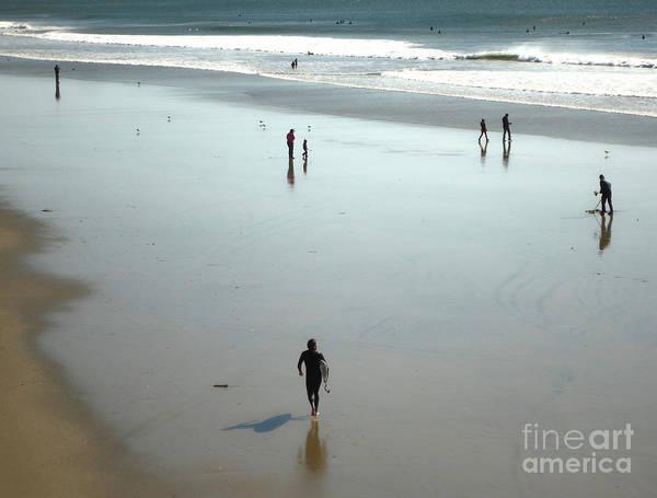 Photograph - Huntington Beach - 09 by Gregory Dyer