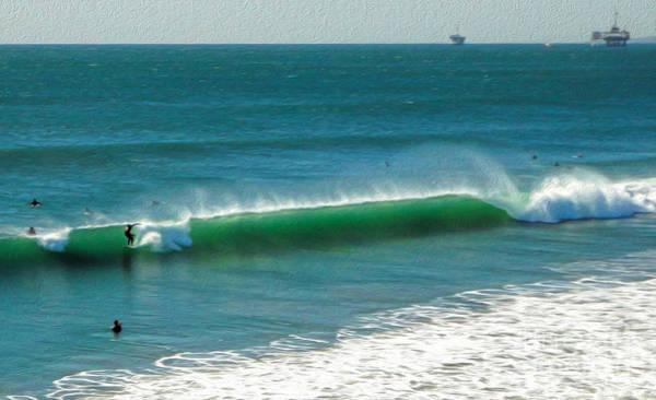 Photograph - Huntington Beach - 12 by Gregory Dyer