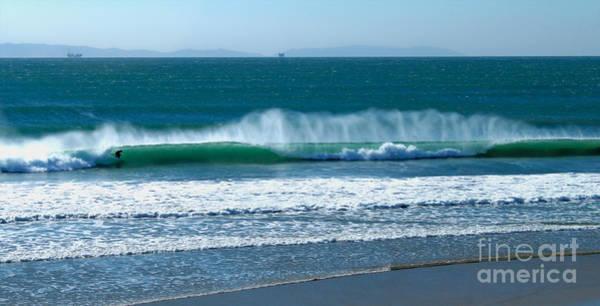 Photograph - Huntington Beach - 14 by Gregory Dyer