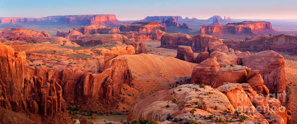 Photograph - Hunts Mesa Panorama by Inge Johnsson