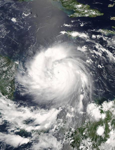 Severe Wall Art - Photograph - Hurricane Felix by Nasa/science Photo Library