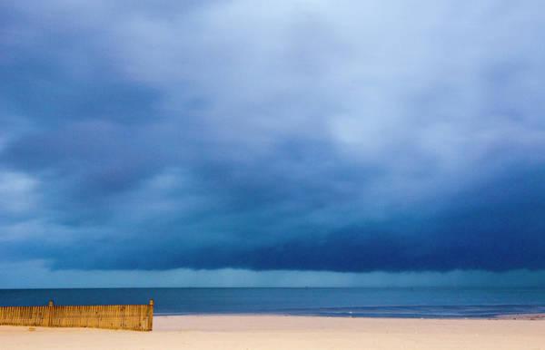Katrina Wall Art - Photograph - Hurricane Katrina Approaching Shore by Jim Reed Photography/science Photo Library
